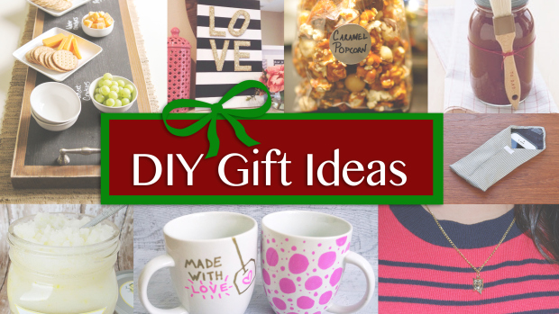 14 Inexpensive DIY Gift Ideas